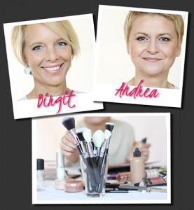 Professionelles Makeup und Haarstyling Wien