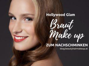 Braut Make up – Die schönsten Looks: Old Hollywood Glam