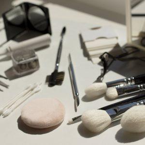 Schminkutensilien Schminkwerkzeug Makeup Pinsel
