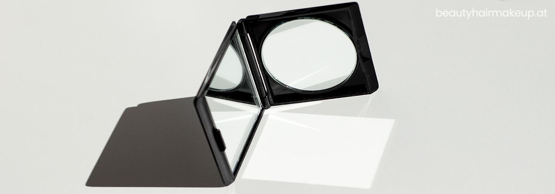Schminkuntensilien Make-up Spiegel