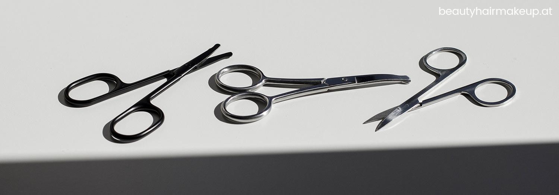 Kosmetikschere Make up Tools Schminkwerkzeug