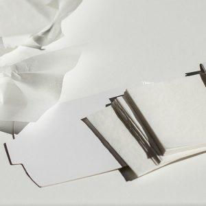 Blotting Paper Hautglanz leicht entfernen professionell