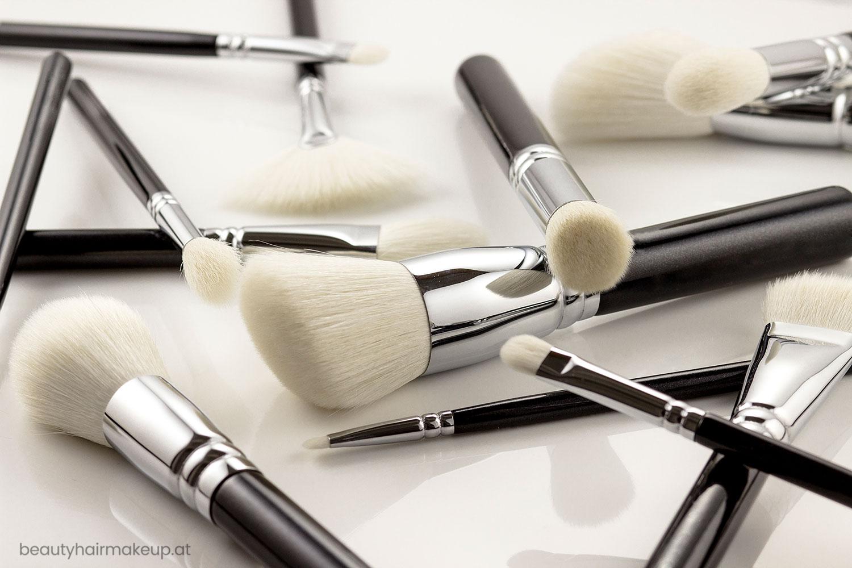 Gute Schminkpinsel für ein schönes Make-up