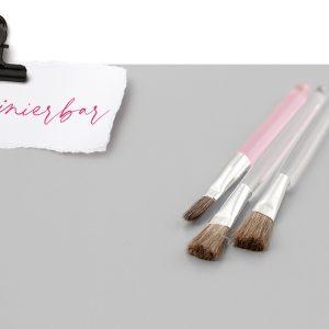 Gute und schlechte Schminkpinsel Tipps vom Make-up Profi