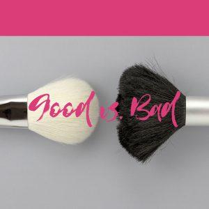 Gute Schminkpinsel Tipps vom Make-up Profi