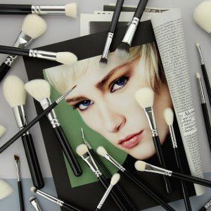 Gute Schminkpinsel, Schönes Make-up