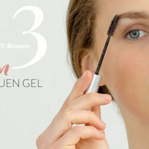 Braut Make-up selber schminken: Brauen