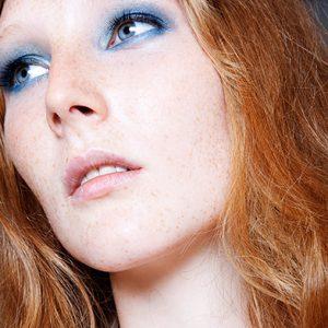 Visagistin Wien Make up Artist für Fotoshooting