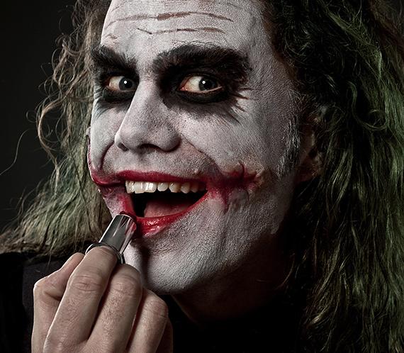 Make up schminken lassen Halloween Wien
